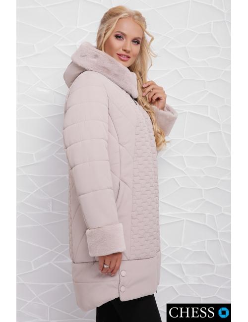 Куртка женская М-62 Нино (жемчуг 50-58 р)
