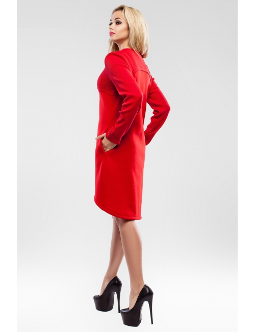 Трикотажное платье  Варвара М-1032