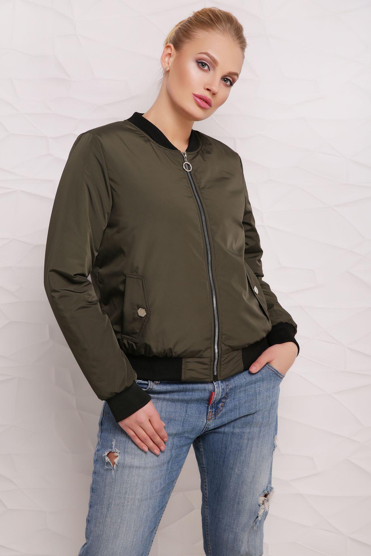 Куртка Бомбер М-100 хаки (42-50 р)